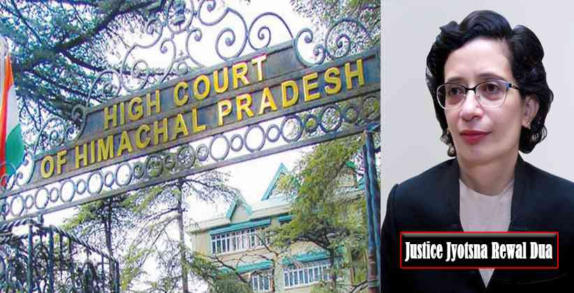 Oath ceremony of Himachal High Court aired via YouTube