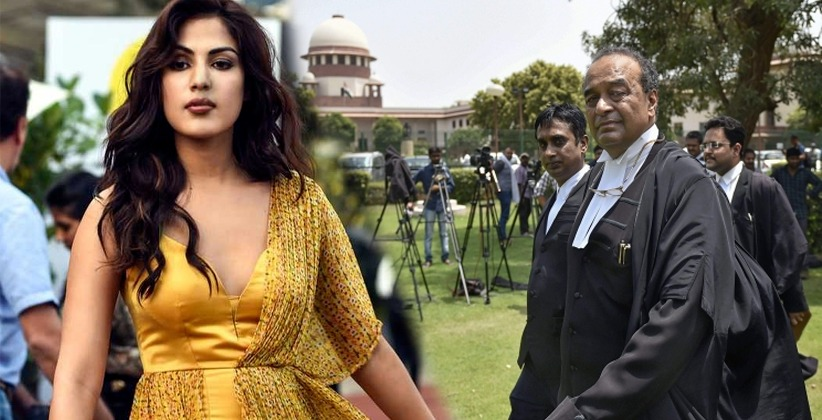 Bihar Government appoints Ex- Advocate General Mukul Rohatgi to oppose Rhea Chakraborty's plea in SC