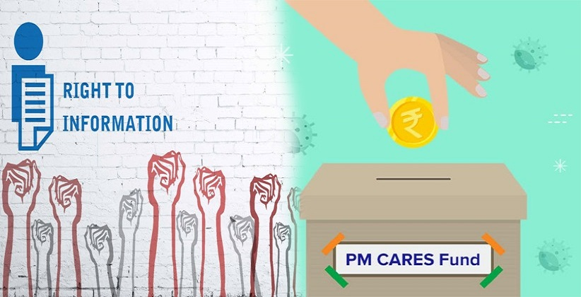 RTI Plea Seeking Details On PM-CARES Fund Denied By PMO