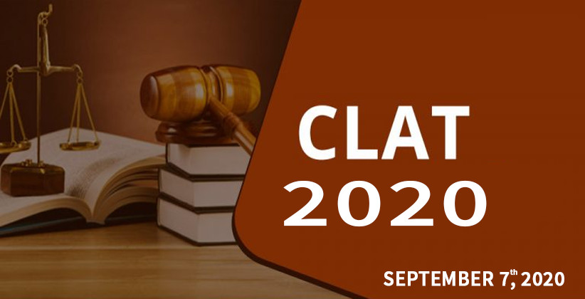 CLAT Rescheduled 7th September