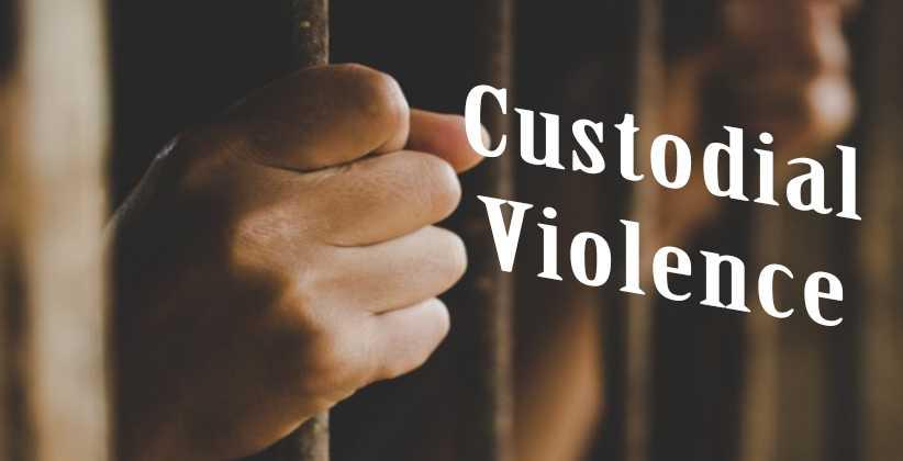 Supreme Court PIL Custodial Violence