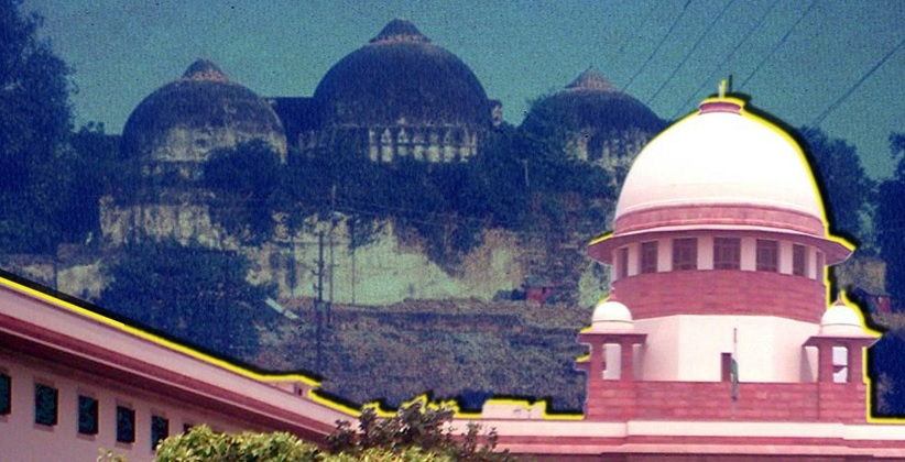 PIL in SCseeks directions to Center to Nominate Sunni Members of Government to Trust Entrusted with Mosque Construction in Ayodhya, UP [READ PETITION]