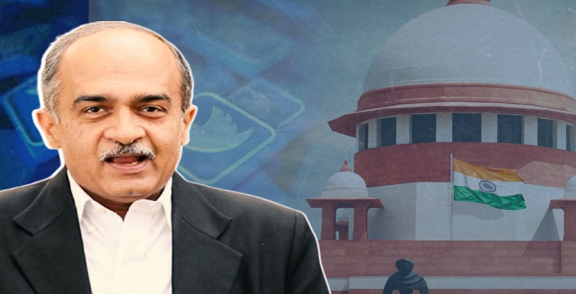 Advocate Prashant Bhushan held guilty for Contempt of Court by the Apex Court For His Tweets [READ JUDGMENT]