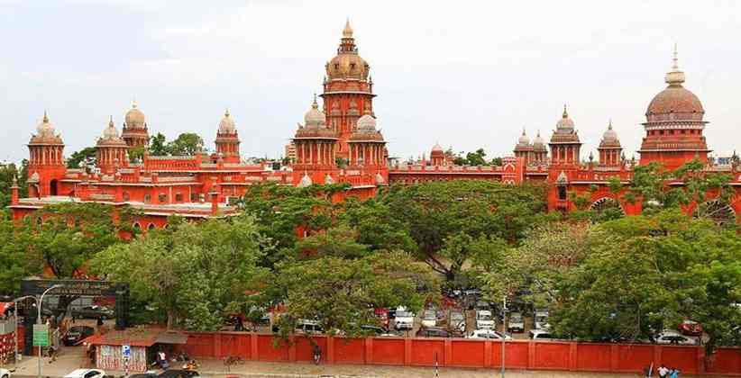 Withdrawal from case MadrasHC