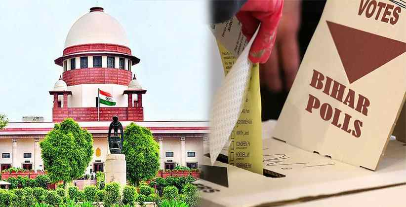Plea in SC for directions to defer Bihar Polls till State is declared free of COVID-19 and Floods