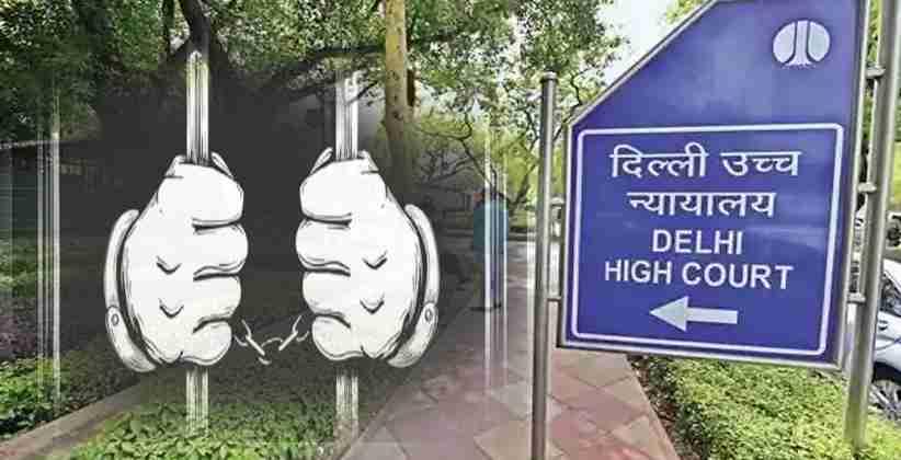 Delhihc Interim bail covid