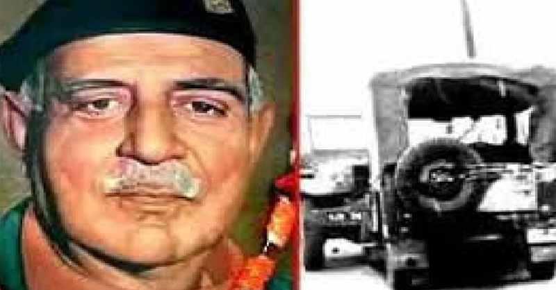 Bharatpur Raja Man Singh Encounter Case