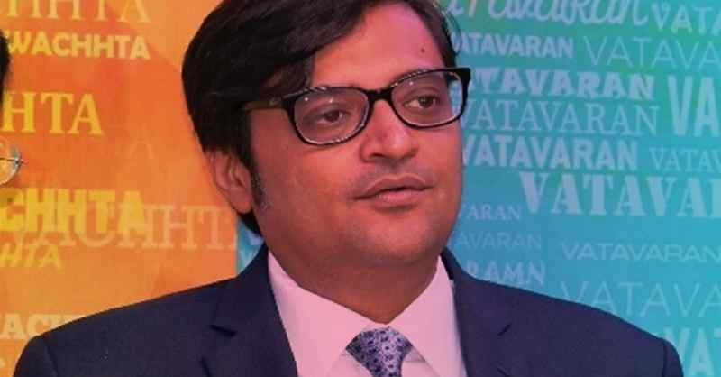 Shashi Tharoor Sunanda Pushkar Arnab Goswami