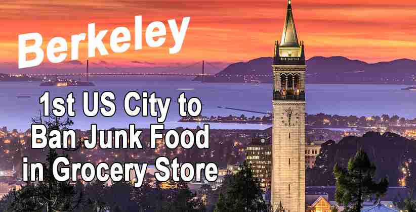 junk food banned Berkeley