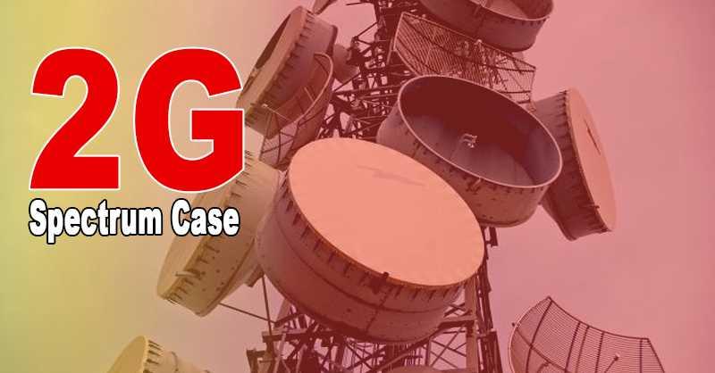 2G Spectrum Case