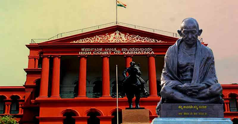 Karnataka High Court Dismissed PIL Contending Gandhi Statue as A Place of worship [READ ORDER]