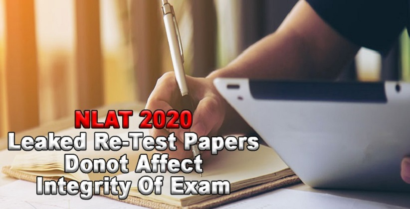 NLAT 2020 leakedre-test papersdonot affect integrity of exam: NLSIU