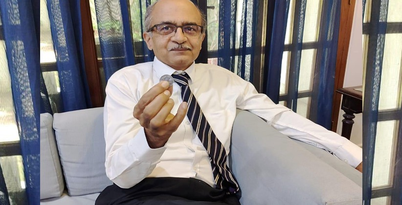 Prashant Bhushan Contempt Case comes to close; SC imposes Rs.1 fine for his critical tweets on the judiciary