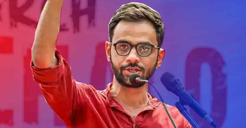 JNU Activist Umar Khalid Anti CAA Riots