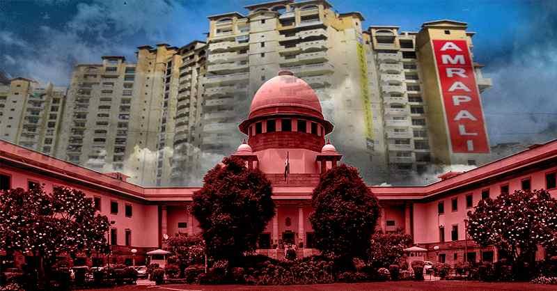 Supreme Court Amrapali Group