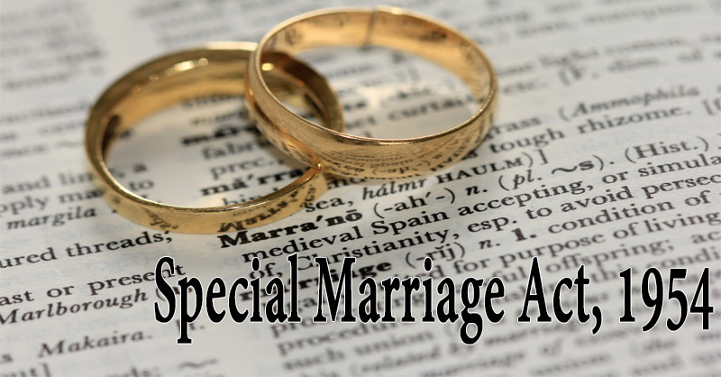 Law Student Files PIL in Supreme Court Challenging the Provisions of the Special Marriage Act, 1954