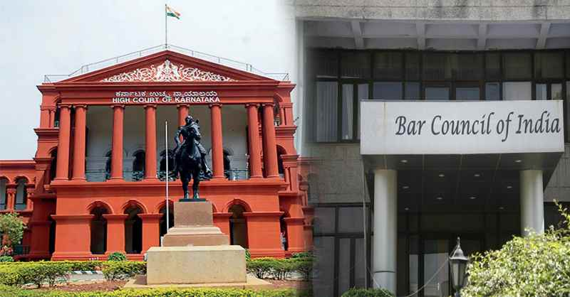 Karnataka HC Refuses to Entertain PIL Challenging BCI's Direction to Bar Association Demanding Details Of Practicing Advocates