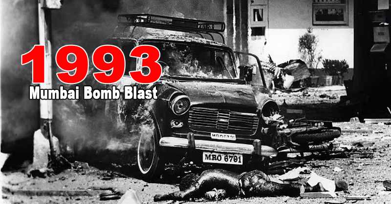 Mumbai Bomb Blast