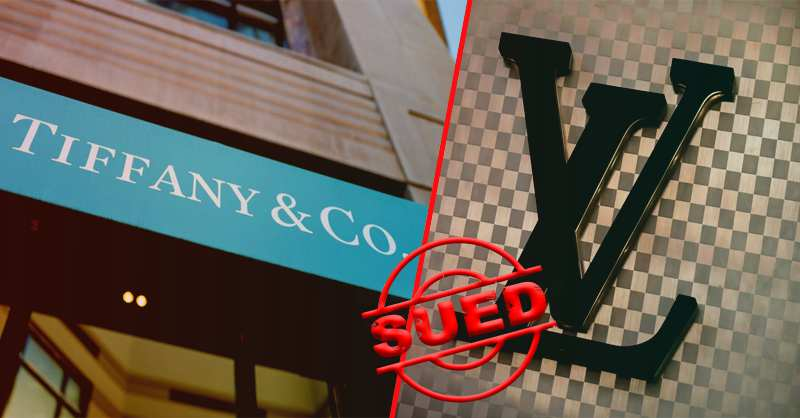 Tiffany Sues Louis Vuitton For Reneging On $16 Billion Deal