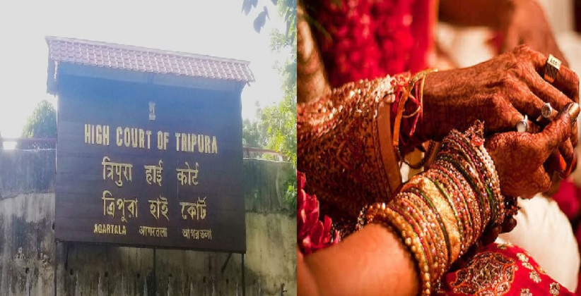 Suit for Dissolution Of Marriage Between Couple Belonging to Notified Scheduled Tribe Is Not Maintainable Under Hindu Marriage Act: Tripura HC