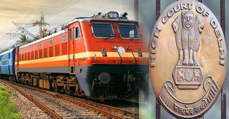 DelhiHC Indian Railways DU