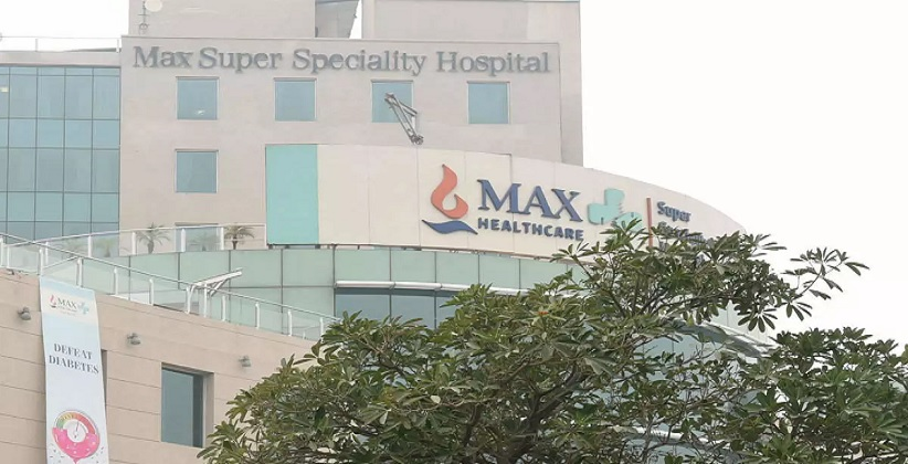 Max Healthcare Promoters Sell Shares Worth Rs. 515/- Crores