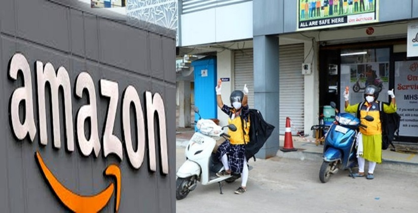 Second All-Women Delivery Station Setup in Gujarat By Amazon India