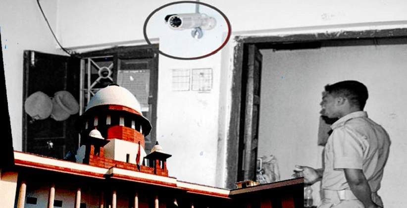 Supreme Court Seeks Status on Installation of CCTV Cameras in Police Station from the Chief Secretary of States and Union Territories [READ ORDER]