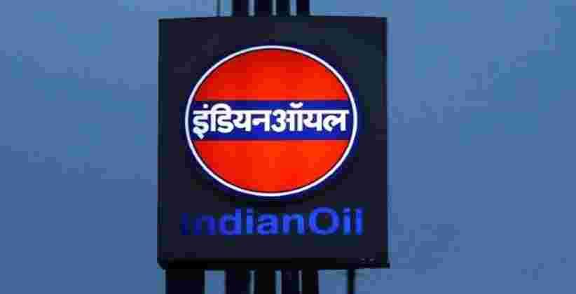 Oil Tanker Indian Oil Corporation