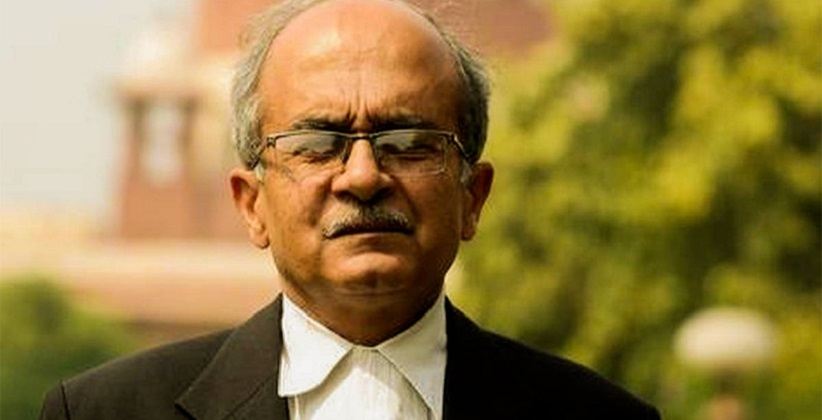 SC Seeks Attorney General's Help In 2009 Contempt Case Against Prashant Bhushan [READ ORDER]