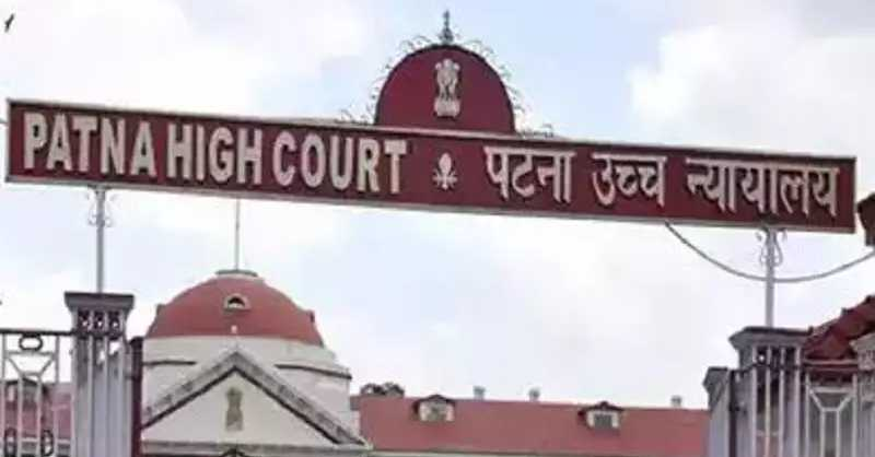Patna HC Gives Orders to Government to Provide…