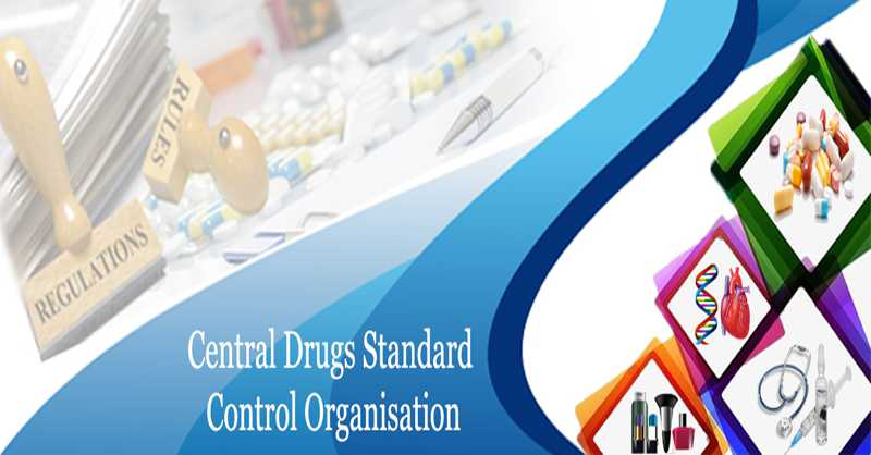 Drugs control organization issues guidelines…