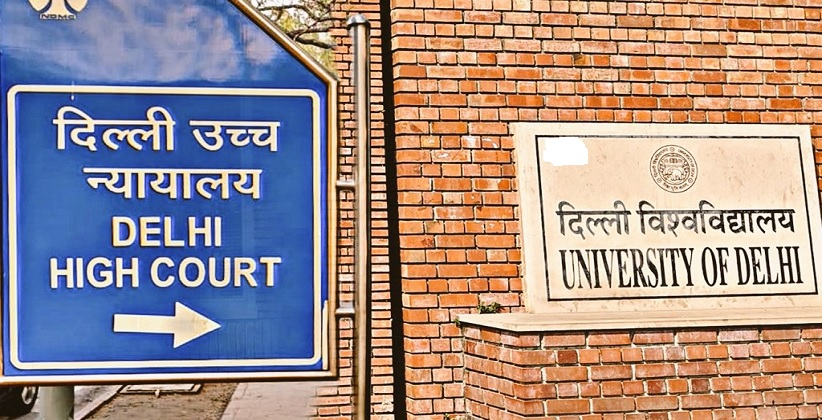 Expedite Your Evaluation Process: Delhi High Court to DU [READ ORDER]