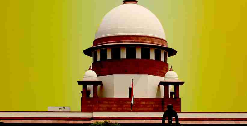 In Cases Dependent Upon Circumstantial Evidence, the Absence of Motive is a Factor that Goes in favor of Accused: SC