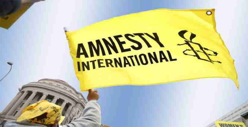 Amnesty International says work in India halted after Government freezes Bank Accounts