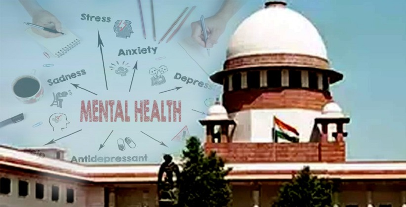 Supreme Court Organizes Mental Health Awareness Workshop for Staff as Part of an Initiative