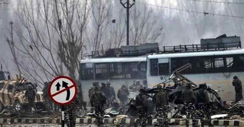 Pulwama Terror Attack Case
