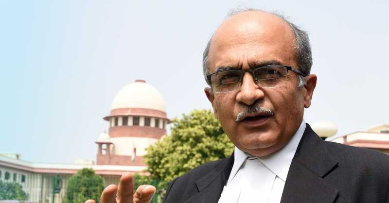 Prashant Bhushan Contempt proceedings