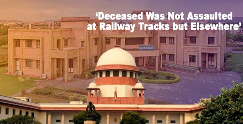 'Deceased Was Not Assaulted at Railway Tracks but Elsewhere': SC On Mysterious Death Of NLU-Jodhpur Student [READ JUDGMENT]