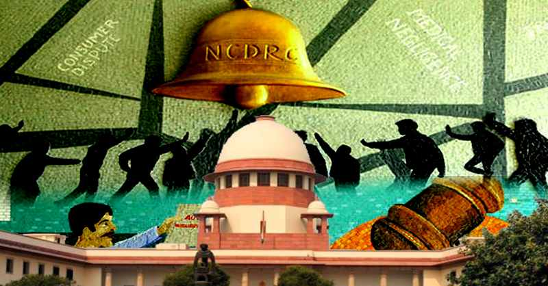 Supreme Court NCDRC Orders