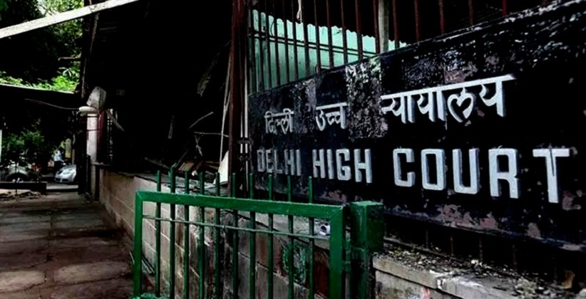 Delhi HC Issues Notice in Lawyer's Plea Seeking ₹ 10 Lacs Compensation for being Finedfor not wearing a mask inside his Private Car [READ ORDER]