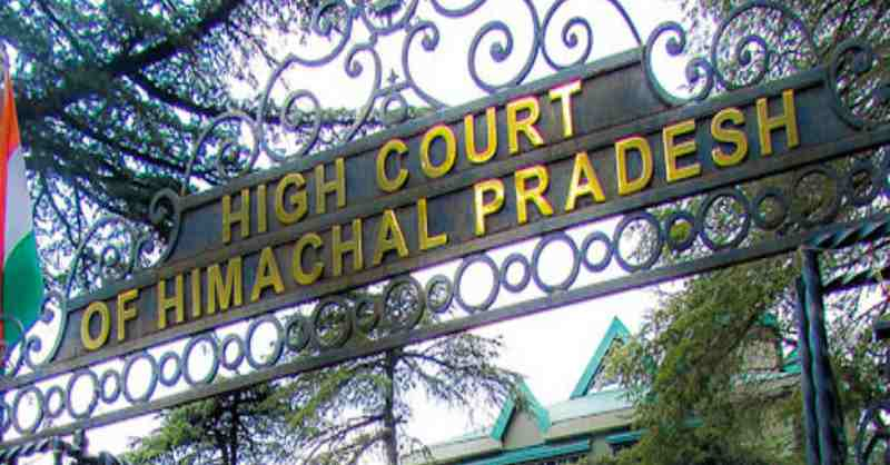 Himachal Pradesh High Court FIR Bail Petitions