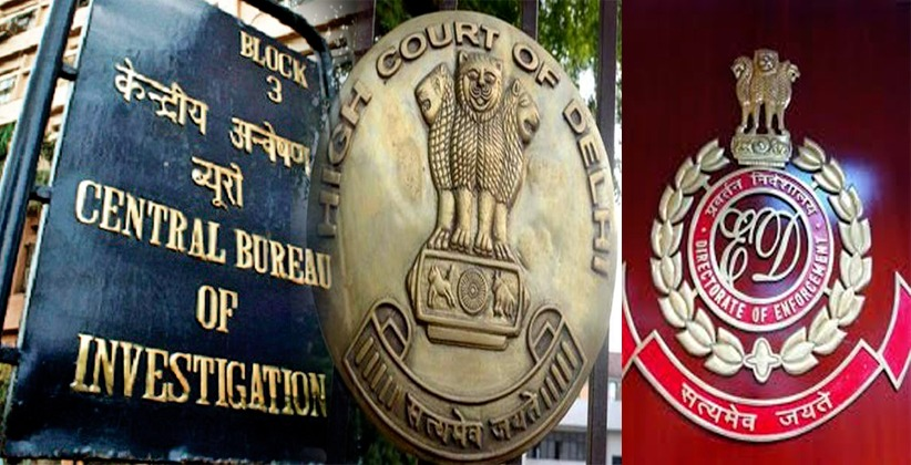 2G SCAM: CBI & ED MOVE DELHI HC FOR EARLY HEARING OF THE CASE, CHALLENGE ACQUITTAL OF THE ACCUSED