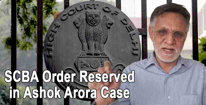 Ashok Arora Case Supreme Court Bar Association