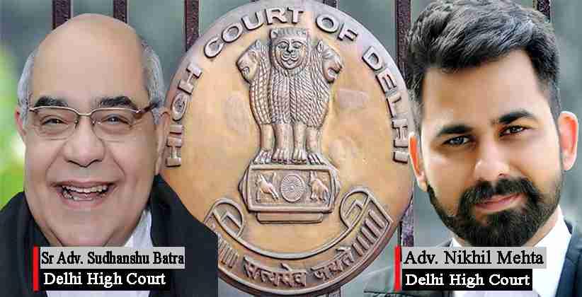Delhi High Court DHCBA MCD