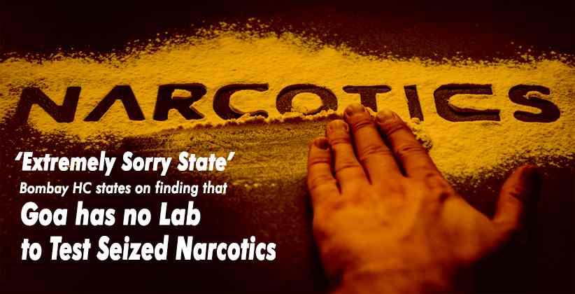 Bombay HC Seized Narcotics