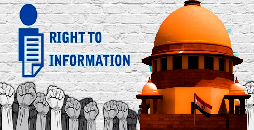 Supreme Court Dodges RTI Query on Live Streaming…