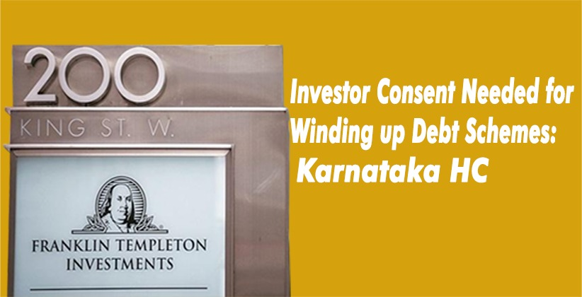 Investor Consent Needed for Winding up Debt…