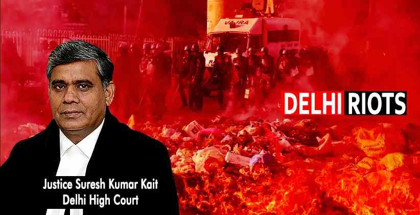 Bail Faizal Khan Delhi Riots
