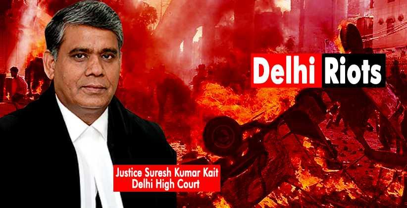 Delhi Riots Delhi High Court Bail
